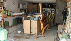 Почистване на гараж