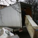 Изнасяне и изхвърляне на стари шкафове
