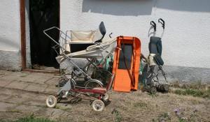 Събиране на метални отпадъци и железа