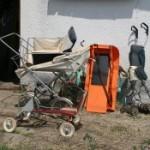 Изхвърляне на метални отпадъци
