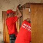 Монтаж и демонтаж на мебели