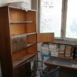 Къде се изхвърлят стари мебели