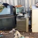 Събиране и изхвърляне на стари електроуреди