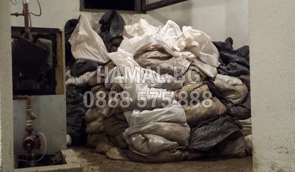 Къде се изхвърлят строителните отпадъци в София