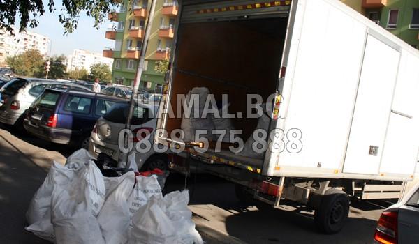 Почистване на мазета и тавани в София цени