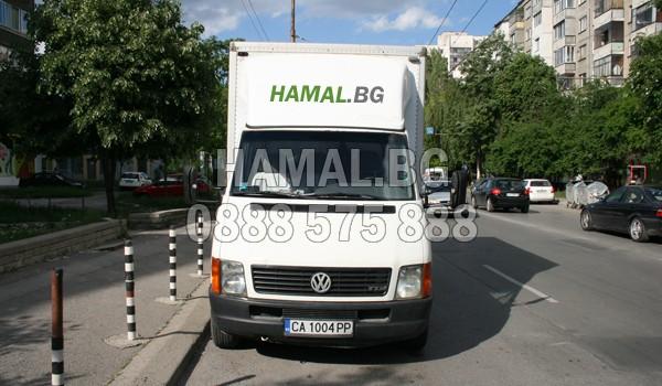 Извозване стари мебели в София